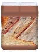 Valley Of Fire State Park Duvet Cover