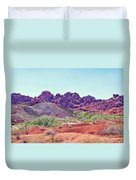 Valley Of Fire State Park, Nevada Duvet Cover