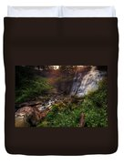 Valley Of Golden Light Duvet Cover