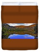 Valley Of Peace Duvet Cover
