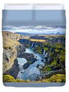 Valley Of Tears #2 - Iceland Duvet Cover