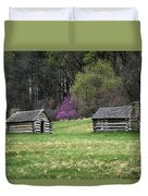 Vally Forge Park Duvet Cover