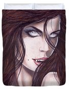 Vampiress Duvet Cover