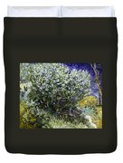Van Gogh: Lilacs, 19th C Duvet Cover