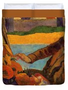Van Gogh Painting Sunflowers 1888 Duvet Cover