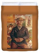 Van Gogh: Pere Tanguy, 1887 Duvet Cover