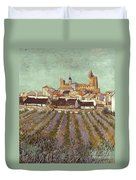 Van Gogh: Saintes-maries Duvet Cover