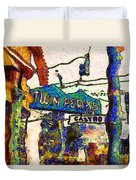 Van Gogh Takes A Wrong Turn And Discovers The Castro In San Francisco . 7d7547 Duvet Cover