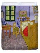 Van Goghs Bedroom At Arles Duvet Cover