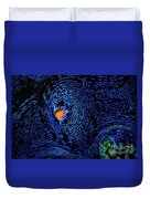 Van Gogh's Clam Duvet Cover