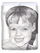 Van Winkle Boy Duvet Cover