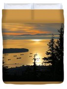 Vancouver Duvet Cover