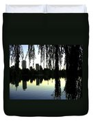 Vancouver- Lost Lagoon Duvet Cover by Will Borden