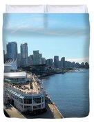 Vancouver01 Duvet Cover