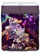 Vanessa Cardui Painted Lady  Duvet Cover