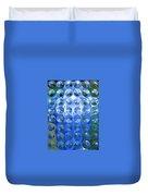 Vase Bubbles Duvet Cover