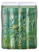 Vase  De Sauge Duvet Cover
