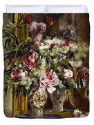 Vase Of Flowers, 1871  Duvet Cover