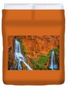 Vaseys Paradise Twin Falls Duvet Cover
