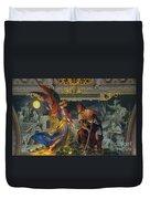 Vatican Art II Duvet Cover
