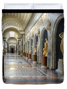 Vatican Museums Interiors Duvet Cover by Stefano Senise
