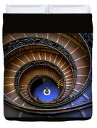 Vatican Staircase Duvet Cover