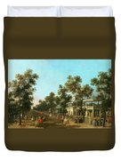 Vauxhall Gardens The Grand Walk Duvet Cover