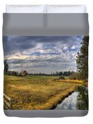 Vay Road Ditch 3 Duvet Cover