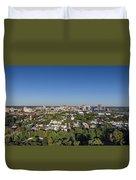 Vcu-richmond-oregon Hill Duvet Cover