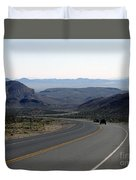 Vegas Bound Duvet Cover