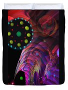 Vegas Dreams Duvet Cover