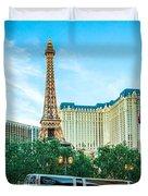 Vegas Vip Duvet Cover