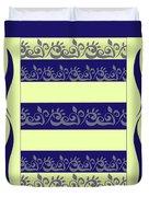 Vegetable Pattern Duvet Cover