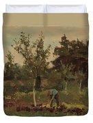 Vegetable, Willem Witsen, 1885 - 1922 Duvet Cover