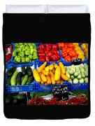 Vegetables Duvet Cover