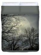 Veil Of Lunacy  Duvet Cover