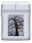 Veins And Vessels Duvet Cover