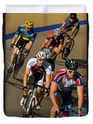 Veledrone Racing Duvet Cover