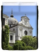 Venetian Church Duvet Cover