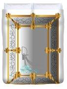 Venetian Mirror Duvet Cover