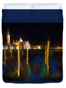 Venetian Nights Duvet Cover