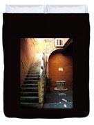 Venetian Stairway Duvet Cover