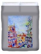 Venice 6-28-15 Duvet Cover