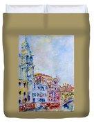 Venice 6-29-15 Duvet Cover