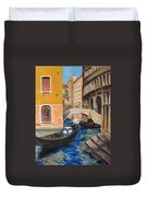 Venice Afternoon Duvet Cover