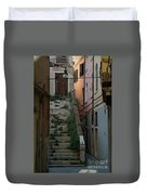 Venice Alleyway Duvet Cover