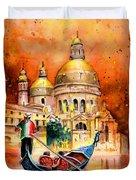 Venice Authentic Duvet Cover