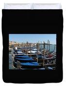 Venice Cab Stand Duvet Cover