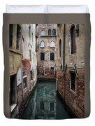 Venice - Canal Dreams  Duvet Cover