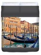 Venice Canalozzo Illuminated Duvet Cover